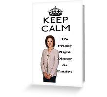 Gilmore Girls Emily Greeting Card
