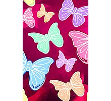 Butterfly Print Photographic Print