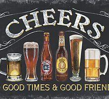Cheers! by Debbie DeWitt