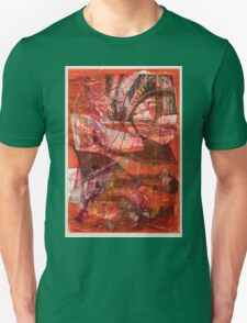 CRUELTY-FURY-HOW THEY SPEAK—PESSOA Unisex T-Shirt