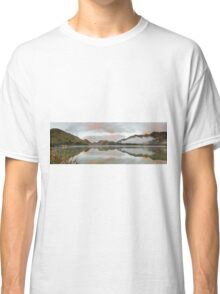 Upon Reflection - Queenstown New Zealand Classic T-Shirt
