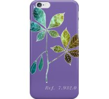 Botany 3 iPhone Case/Skin