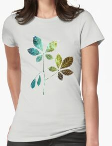 Botany 3 Womens Fitted T-Shirt
