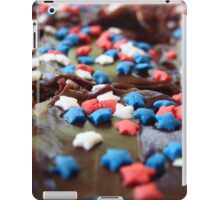 4th of July Pastry iPad Case/Skin