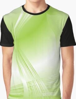 Green apple colors - abstract background Graphic T-Shirt