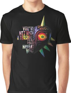 Majoras mask Graphic T-Shirt