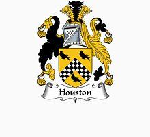 Houston Coat of Arms / Houston Family Crest Unisex T-Shirt