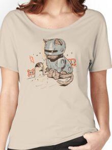 ROBOCAT Women's Relaxed Fit T-Shirt