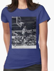 Dr. J's Dunk Womens Fitted T-Shirt