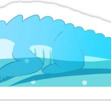 Croc Sticker Sticker