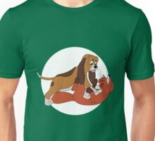 Fox and The Hound Unisex T-Shirt