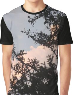 Pine and Sky Graphic T-Shirt