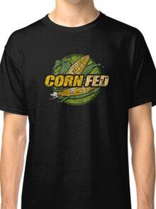 Corn Fed T Shirt, vintage, retro Classic T-Shirt