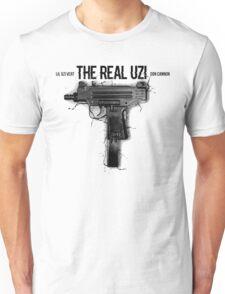 The Real Uzi Unisex T-Shirt