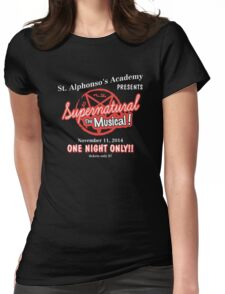 Supernatural The Musical Womens Fitted T-Shirt