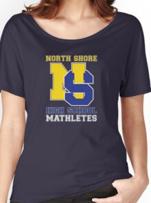 North Shore High School Mathletes Women's Relaxed Fit T-Shirt