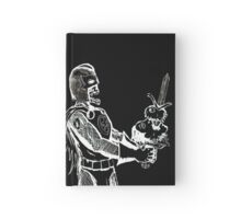 Zombie Black Knight Hardcover Journal