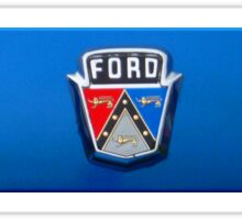 1951 Ford Emblem Sticker