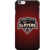 Sunnydale Slayers iPhone Case/Skin