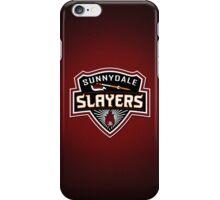 Sunnydale Slayers iPhone Case/Skin