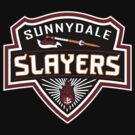 Sunnydale Slayers by rexraygun