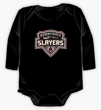 Sunnydale Slayers One Piece - Long Sleeve