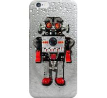 Vintage Robot 3 iPhone case iPhone Case/Skin