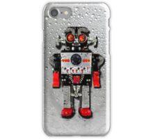 Vintage Robot 3 iPhone case iPhone Case/Skin