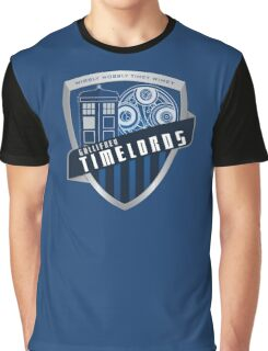 Gallifrey Timelords Graphic T-Shirt