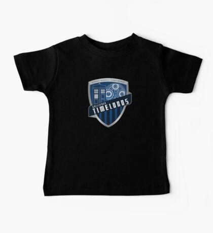 Gallifrey Timelords Baby Tee