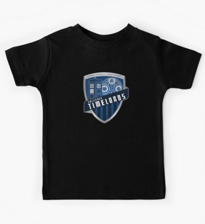 Gallifrey Timelords Kids Tee