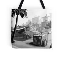 Vendors at Echo Park Tote Bag