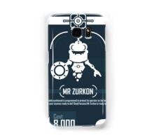 Mr Zurkon - Ratchet and Clank Samsung Galaxy Case/Skin