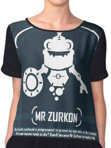 Mr Zurkon - Ratchet and Clank Chiffon Top