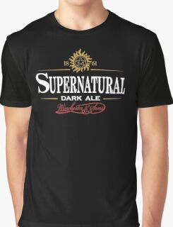 Supernatural Dark Ale Graphic T-Shirt