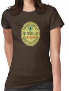 Browncoats Independent Extra Stout Womens Fitted T-Shirt
