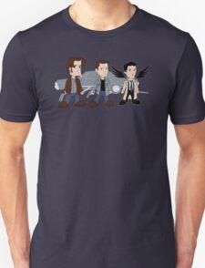 Sam, Dean, Castiel T-Shirt