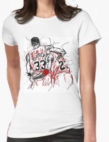 "Scottie Pippen and Michael Jordan ""Flu Game"" T-Shirt"