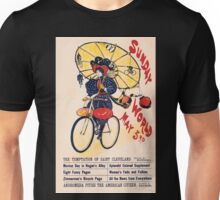 Artist Posters Sunday World May 3rd 0973 Unisex T-Shirt