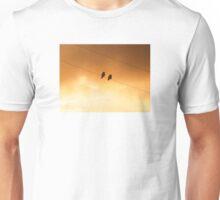 Comfortable Silence Unisex T-Shirt