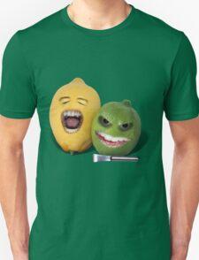 Beware the Lemon Zester Unisex T-Shirt