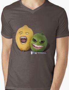 Beware the Lemon Zester Mens V-Neck T-Shirt