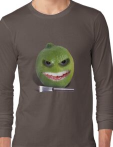 Beware the Lime with the Lemon Zester Long Sleeve T-Shirt