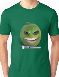 Beware the Lime with the Lemon Zester Unisex T-Shirt
