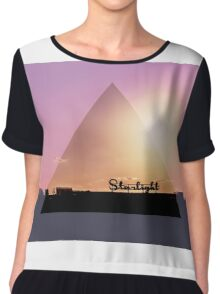Starlight Chiffon Top