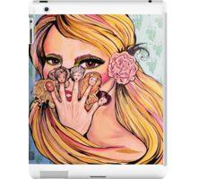 Barbie Fingers iPad Case/Skin