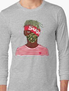 Lil Kakashi Uzi Long Sleeve T-Shirt
