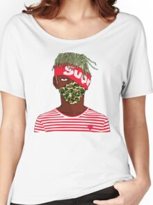 Lil Kakashi Uzi Women's Relaxed Fit T-Shirt