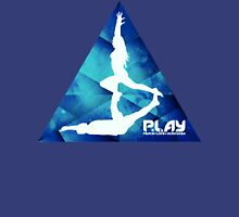 PLAY - Blue Trigon Unisex T-Shirt