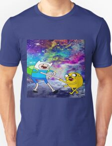 adventure time galaxy T-Shirt